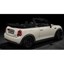Mini Cooper convertible rental