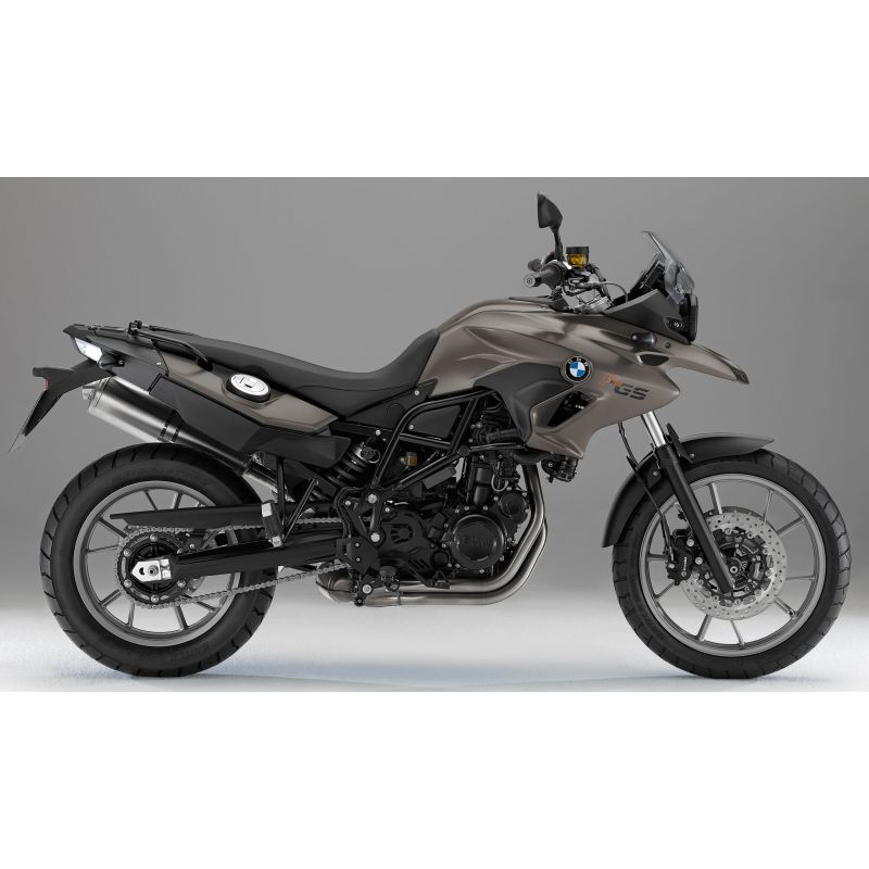 F700GS, BMW Motorcycle Rental