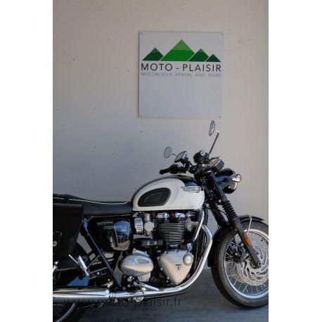 Bonneville T120, Triumph Motorcycle rental