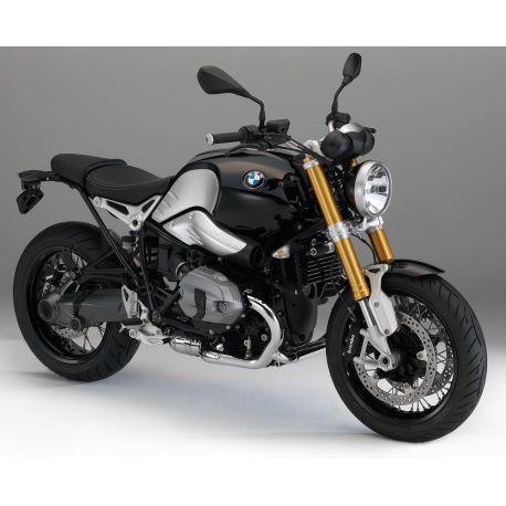 R Nine T rental, BMW Motorcycle rental - Moto-Plaisir