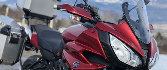 A2 License motorcycle rental