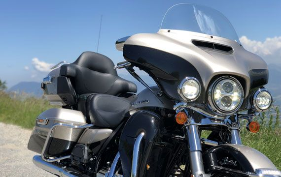 Electra Glide Ultra Limited