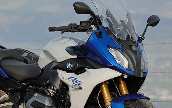 BMW Motorcycle rental R1200RS