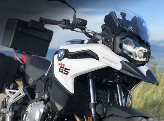 BMW F750GS Rental